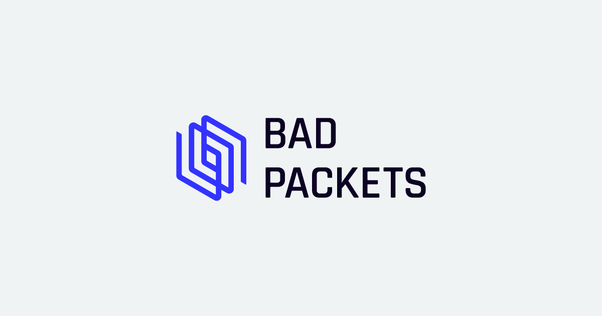 Posts – Bad Packets